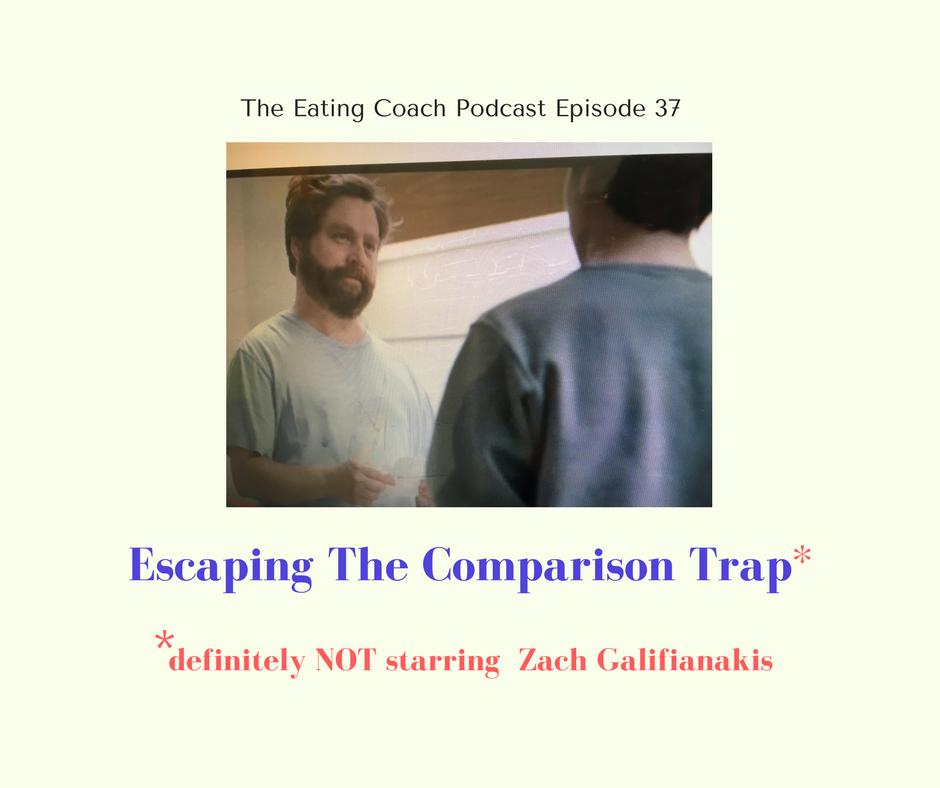 Audio: Escaping The Comparison Trap (EC37)
