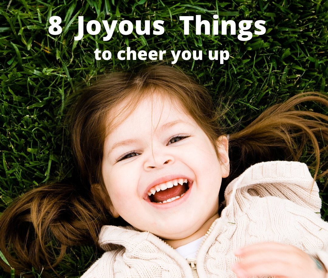 8 Joyous Free Things To Cheer You Up (EC 143)